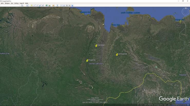 Tre stationer i Sibirien 2